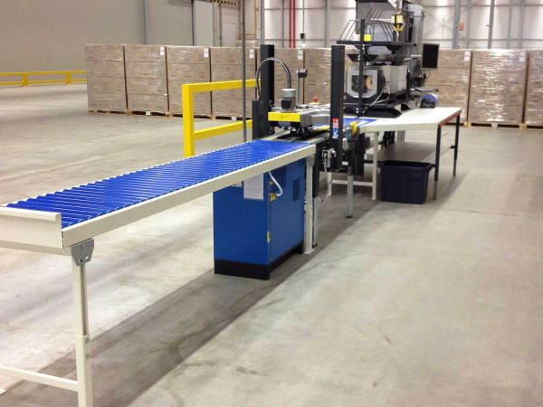 Packing- en shippingstations